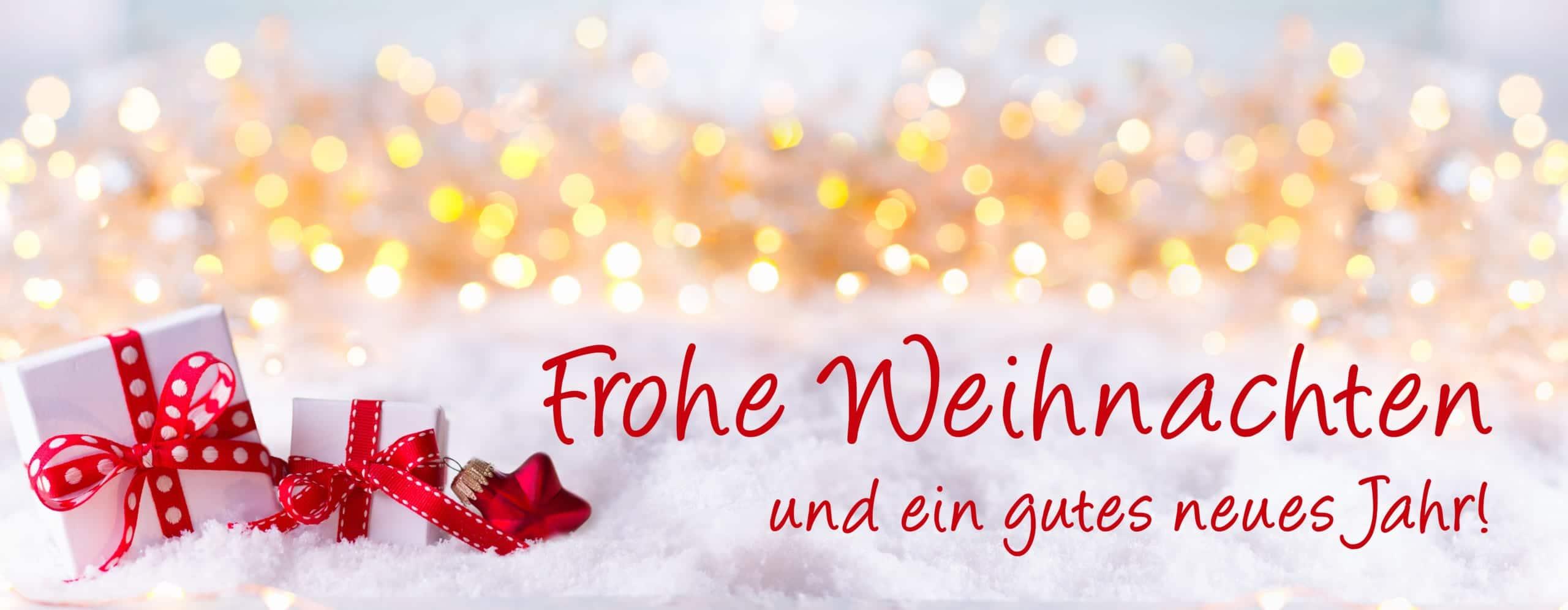 Frohe Weihnachten Und Schönes Neues Jahr.Frohe Weihnachten Und Ein Gutes Neues Jahr Grußkarte