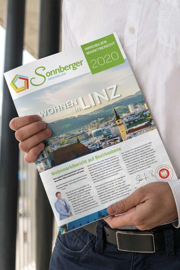 Immobilienmarktbericht Linz 2020