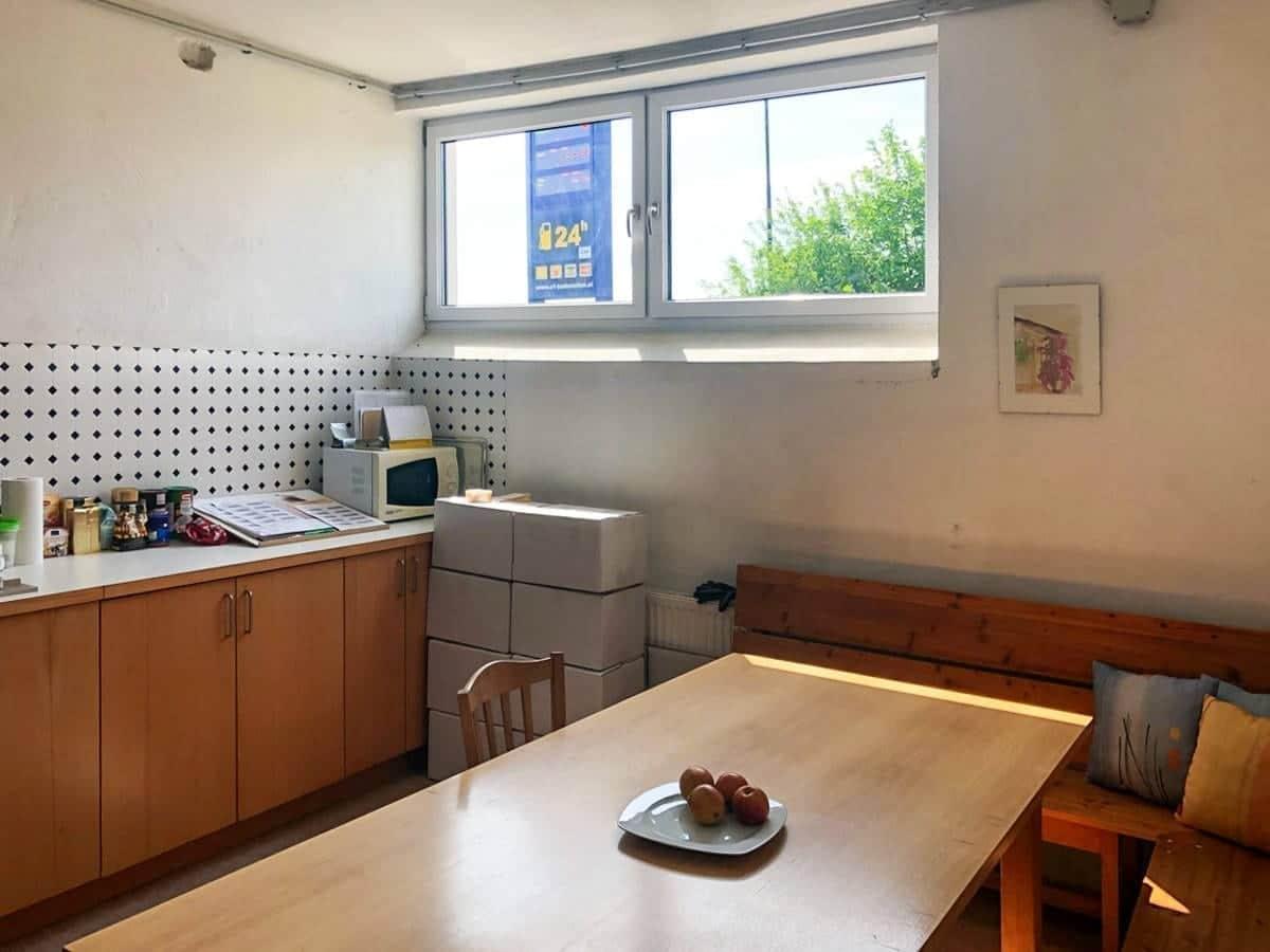 Küche & Aufenthaltsraum