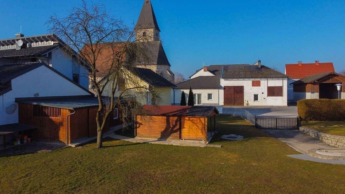 Baugrundstück Pergkirchen