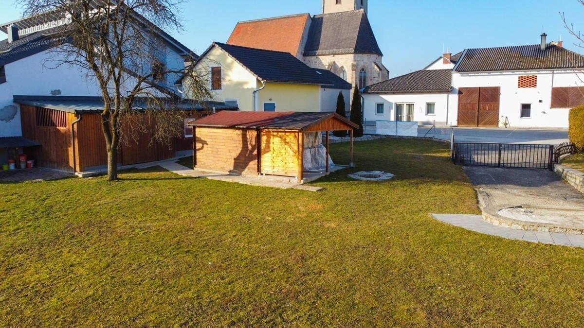 Baugrundstück/Gartenhütte