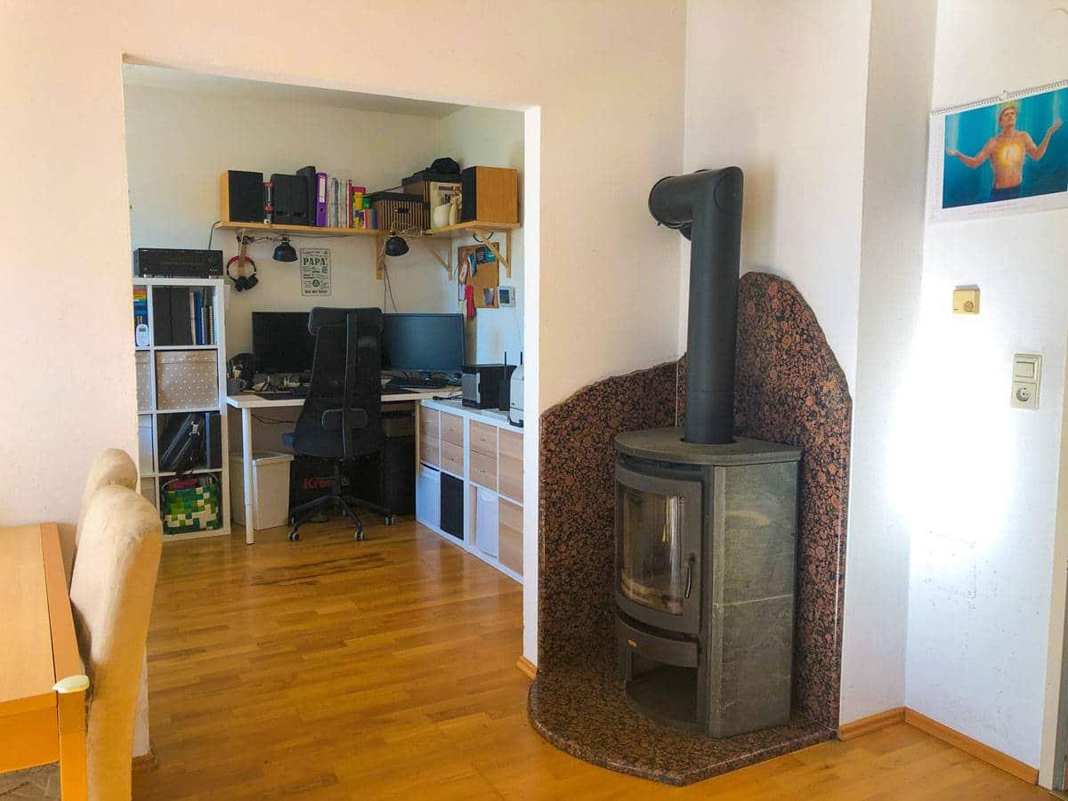 Essbereich/Wohnzimmer