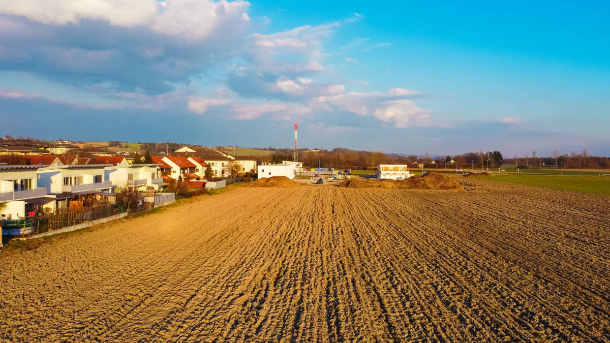 Grundstück Unterfeld