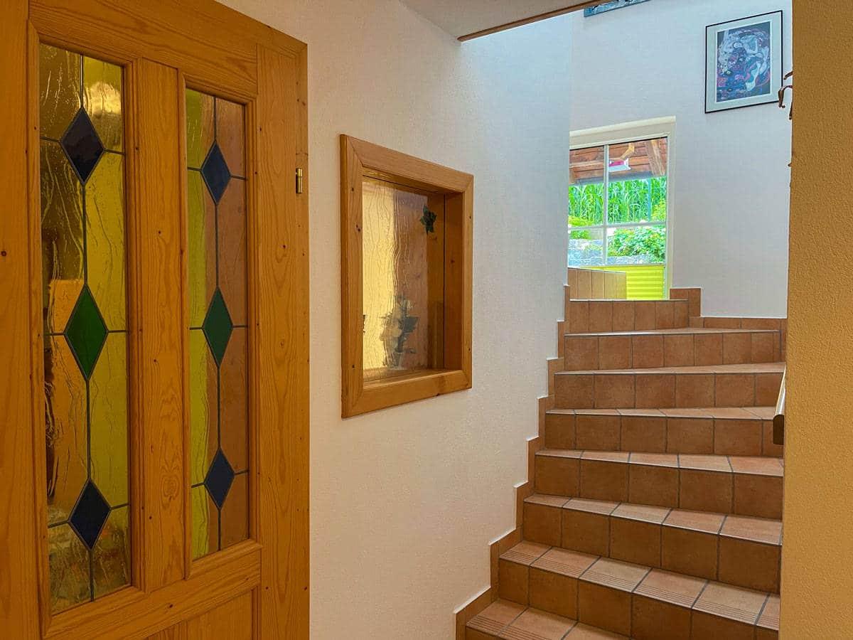 Treppe / Vorzimmer